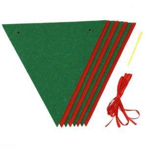 オーナメント おしゃれ ガーデニング クリスマス 飾り 装飾 ガーランド フラッグ gwab046 y-mty
