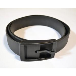 シリコンラバーベルト メンズ レディース おしゃれ ブラック スポーツ カジュアル タイプ gyab043|y-mty