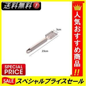 サイズ: 230×30mm 重量: 50g 材質: ステンレススチール  包丁でなく専用品をお勧めす...