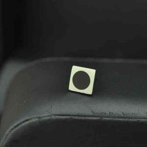 ピアス メンズ おしゃれ 四角形 デザイン セカンドピアス 金属アレルギー対応ピアス nsab239|y-mty