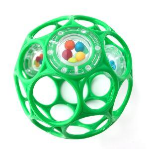 オーボール3ラトル グリーン パパジーノ公式|y-ogawa0380