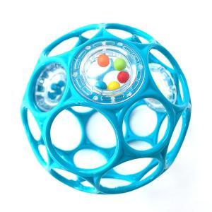 オーボール3ラトル ライトブルー パパジーノ公式|y-ogawa0380