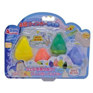 おふろでおえかき4色フィンガージェル パパジーノ公式|y-ogawa0380
