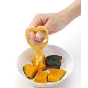 ママも安心マルチフードカッター  オレンジ パパジーノ公式 y-ogawa0380 03