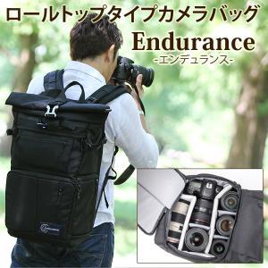Endurance(エンデュランス) カメラバッグ 2気室構...