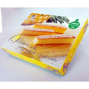 沖縄パイナップルスティックケーキ ナンポー|y-sansei-shop