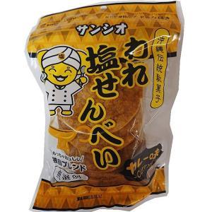 われ塩せんべい カレー味(独自ブレンド)無選別 サンシオ|y-sansei-shop