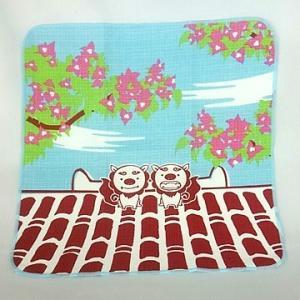 うちなーキッチンたおる 屋根シーサー 南風堂 6個までメール便可|y-sansei-shop