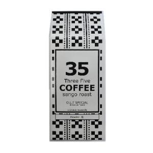 沖縄サンゴ焙煎コーヒー 35COFFEE(O.L.T SPECIAL)200g(粉)|y-sansei-shop