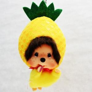 顔でかモンチッチ 沖縄 パイナップル|y-sansei-shop
