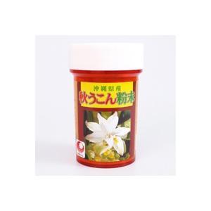 秋ウコン粉末 100g 容器入り 沖縄農興|y-sansei-shop