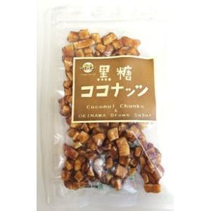 黒糖ココナッツ 90g 黒糖本舗垣乃花|y-sansei-shop