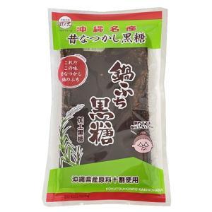 鍋ふち黒糖 210g〜230g 黒糖本舗垣乃花|y-sansei-shop