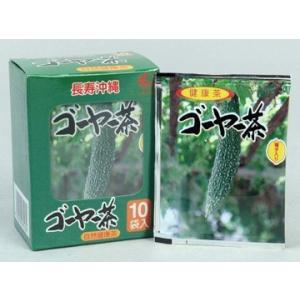 ゴーヤー茶 ティーバッグ(10P) 比嘉製茶|y-sansei-shop