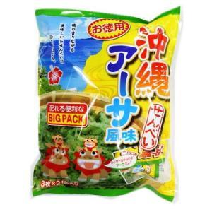 沖縄アーサ風味せんべい BigPack 南風堂 y-sansei-shop