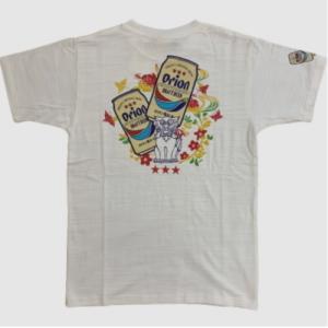 オリオンTシャツ シーサー白 フォーカート y-sansei-shop