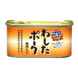 わしたポークレギュラー プルトップ缶 200g|y-sansei-shop