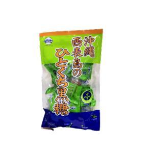 西表島産 沖縄のひとくち黒糖 100g 黒糖本舗垣乃花|y-sansei-shop