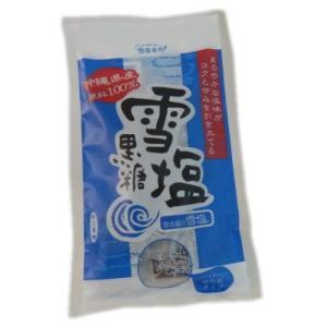 雪塩黒糖 120g 黒糖本舗垣乃花|y-sansei-shop