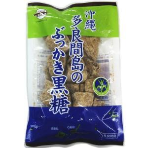 沖縄多良間島のぶっかき黒糖 200g 黒糖本舗垣乃花|y-sansei-shop