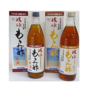 石川酒造場 琉球もろみ酢(原液・黒糖)900ml×6本チョイス|y-sansei-shop