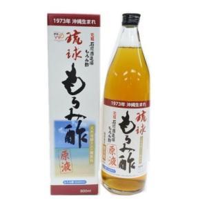 石川酒造場 琉球 もろみ酢(原液)900ml ×2本セット|y-sansei-shop