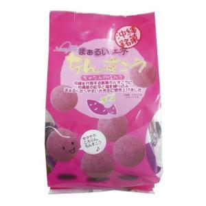 まぁるい紅芋ちんすこう(袋)15個入 ナンポー|y-sansei-shop