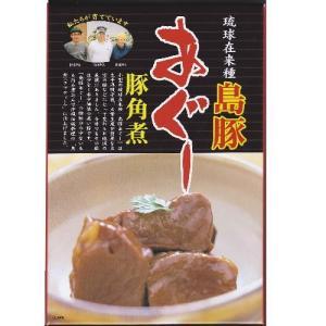 あぐー(島豚角煮) ナンポー 1個までメール便可|y-sansei-shop