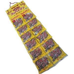 スッパイマンの甘梅一番 たねなし17g×12袋 メール便送料無料・代引不可|y-sansei-shop