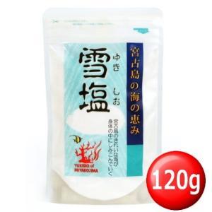 雪塩 120g 南風堂 2個までメール便可 y-sansei-shop
