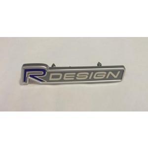 全国配送料無料!ボルボ R デザイン グリル エンブレム バッジ 30695855 C30 S40 V50 XC90 海外正規流通品 並行輸入品|y-select-shop