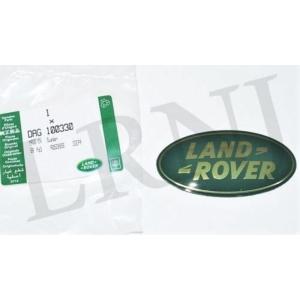 全国配送料無料!LR3 ランドローバー ディスカバリー 3 グリル バッジ金 - グリーン/本物 D...
