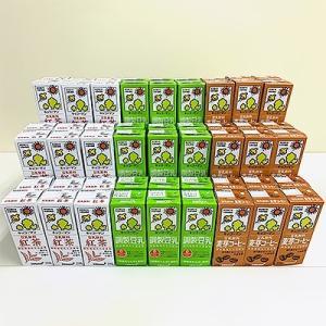瑞穂市 ふるさと納税 キッコーマンの豆乳定番品3種類各1ケースのセット|y-sf