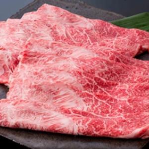 多久市 ふるさと納税 佐賀産和牛しゃぶしゃぶ・すき焼用 430gの画像