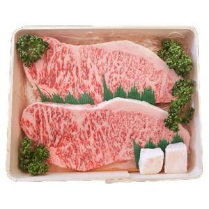 鈴鹿市 ふるさと納税 氷温熟成 三重和牛・サーロインステーキ肉