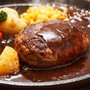 湖南市 ふるさと納税 A4等級以上保証! 近江牛・豚絶品ハンバーグステーキ8個