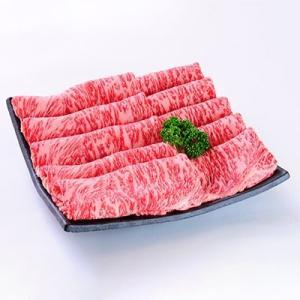 高島市 ふるさと納税 近江牛ロースすき焼き【500g】