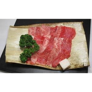 豊能町 ふるさと納税 京都肉(亀岡牛・丹波牛)モモ・バラ焼肉用約300g