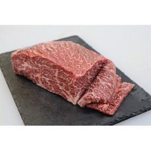 八雲町 ふるさと納税 八雲牛 カルビ肉ブロック800g