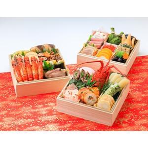 沼津市 ふるさと納税 おせち料理三段重の画像