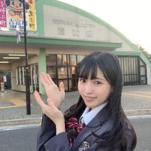 吉富町 ふるさと納税 吉富町特命PR大使「HKT48」運上弘菜と吉富町を一緒にめぐるミニムービー (データでお届け) y-sf