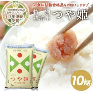酒田市 ふるさと納税 特別栽培米 山形県産つや姫10kg (5kg×2袋)|y-sf