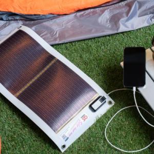 宍粟市 ふるさと納税 どこでも発電 ソーラーシートチャージャー5W AG1|y-sf