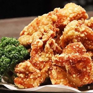 枕崎市 ふるさと納税 AA-297 ビッグサイズ 唐揚げ 用味付け 鹿児島県産 桜島どり 鶏肉(800g)しょうゆ味
