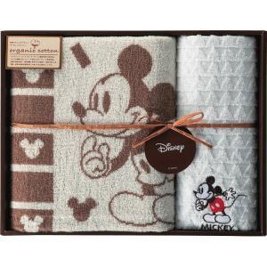 ミッキーマウス バス・ウォッシュタオルセット DS-5730 || 内祝 タオル ギフト 贈り物 詰...