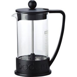 ●190173018/1134218 ●ボダム ブラジル フレンチプレスコーヒーメーカー ブラック ...