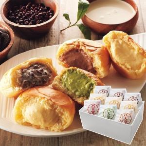 お中元 スイーツ 八天堂 プレミアムフローズン くりーむパン (9個) 送料無料 || ギフト 贈り物 サマーギフト スイーツ 洋菓子