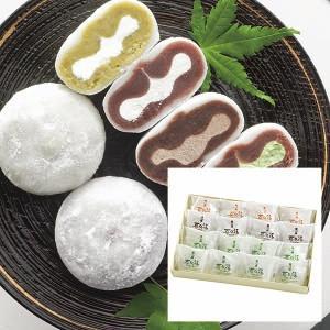 ●191010066/1533124 ●喜久水庵 喜久福 4種詰合せ(16個) ●クリームをこしあん...