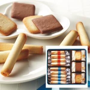 お歳暮 お年賀 冬ギフト お菓子 スイーツ 洋菓子 詰め合わせ ヨックモック バラエティーギフトS YBG-20