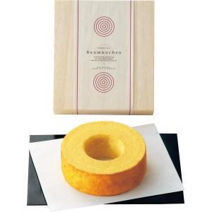輪 大きな生バウム (木箱入) KB1-10A || お菓子 菓子折り 洋菓子 焼き菓子 スイーツ ...